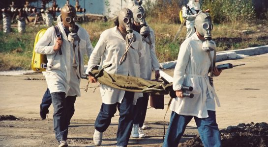 War Footing: How Preparing for War Can Help Fight a Pandemic